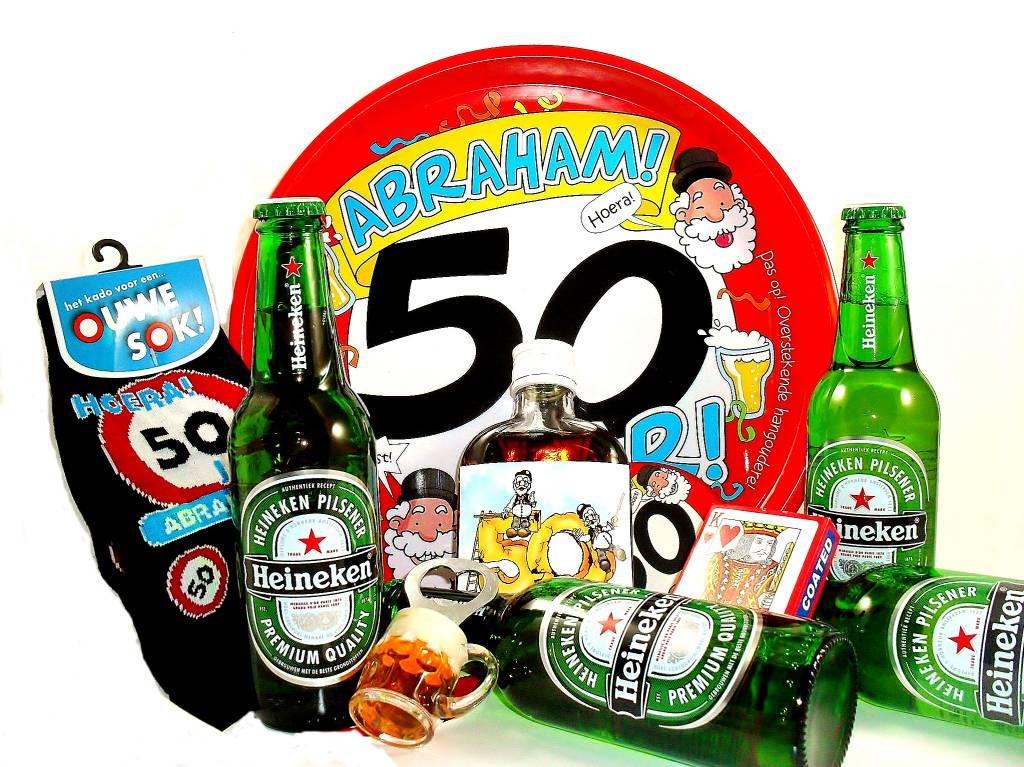 Verrassend Abraham Dranken Dienblad Heineken - Cadeauwarenshop.nl GS-95